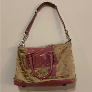 Bags - Coach bag and wallet set